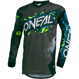 O'Neal Element Maillot de cyclisme Adolescents, villain-gray